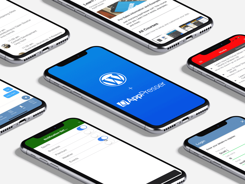 Build Mobile Apps with WordPress | AppPresser